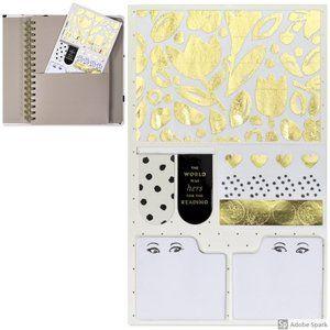 Kate Spade Planner Companion Set Bookmarks Washi